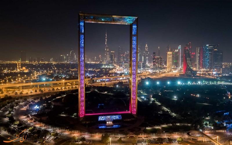 احداث جاذبه های جدید در دبی