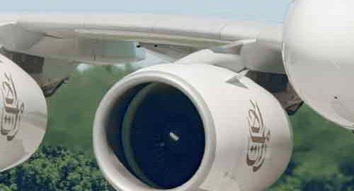 موتور هواپیماهای جت