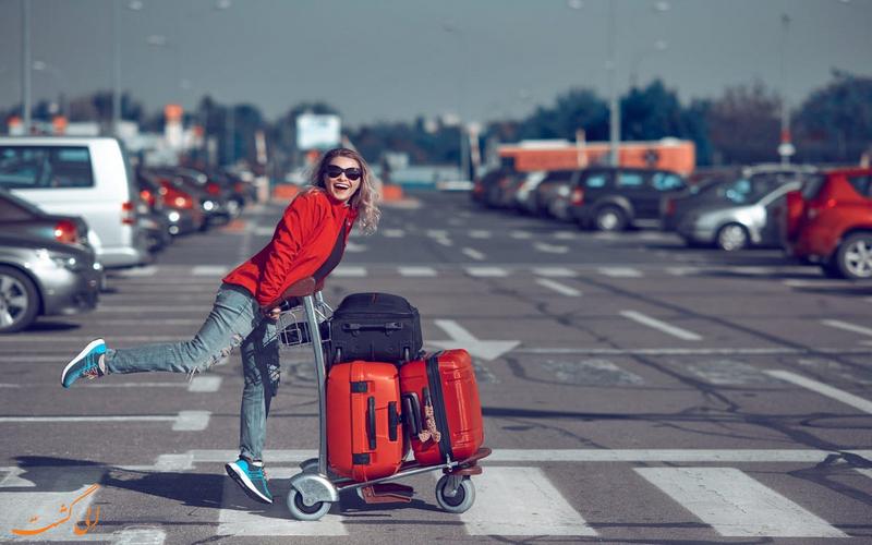 چمدان مسافرتی-نکات مهم سفر