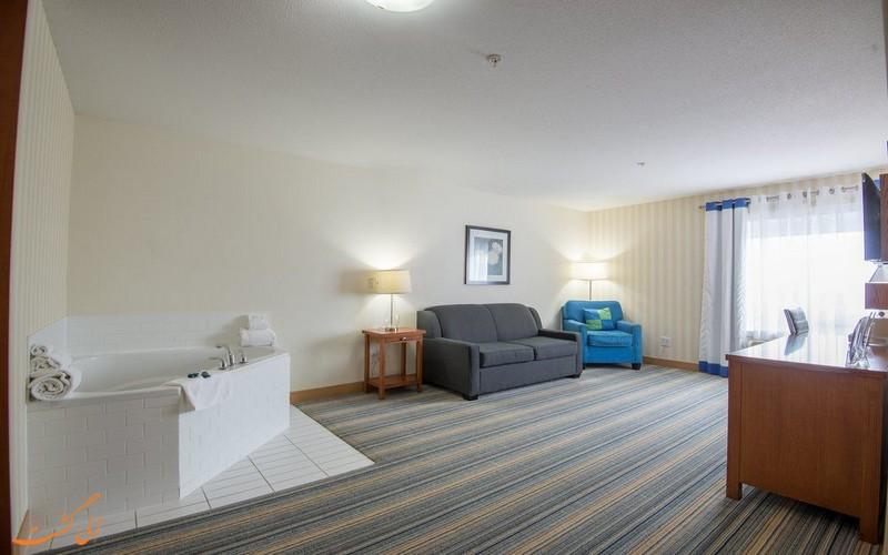هتل فور پوینتز