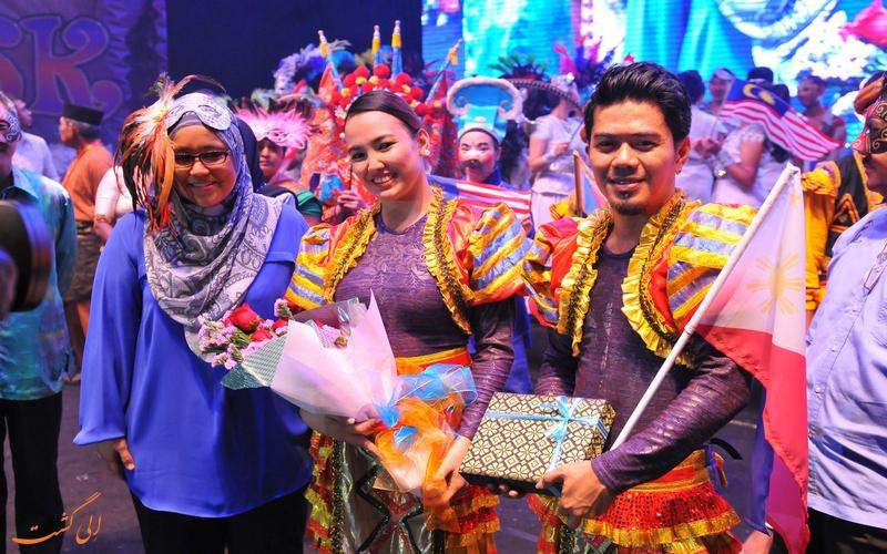 جشنواره های فرهنگی در مالزی