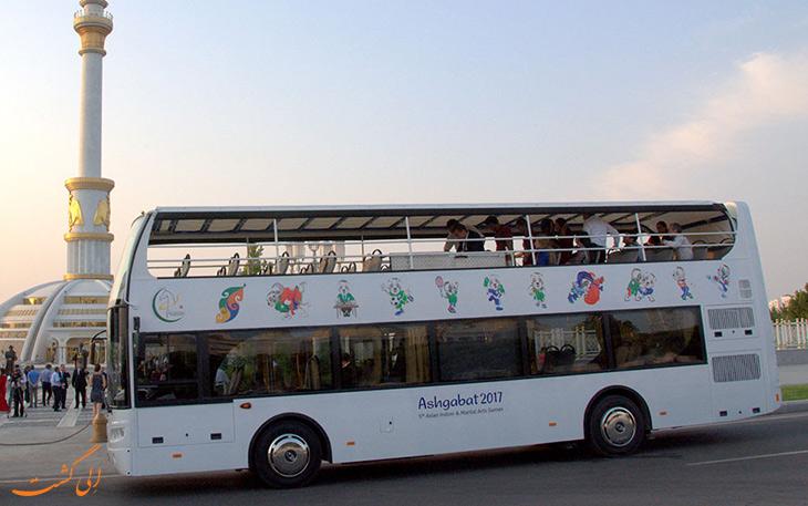 هزینه حمل و نقل در ترکمن
