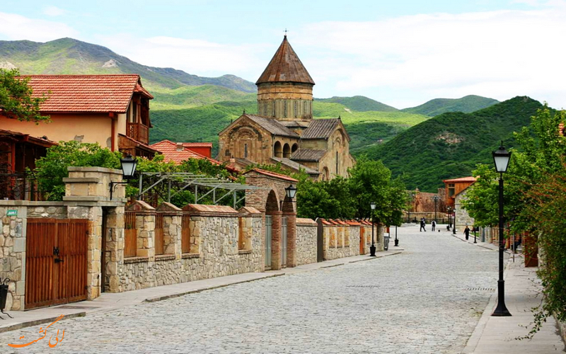عجایب گرجستان