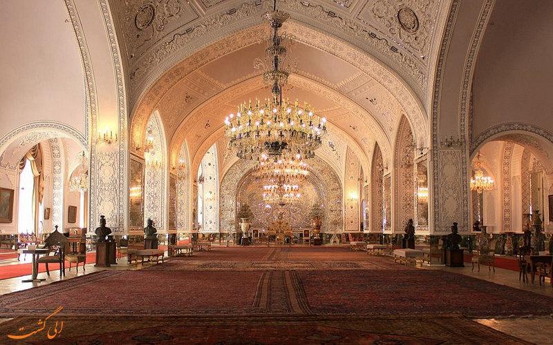 کاخ موزه گلستان - معروف ترین بناهای تاریخی تهران