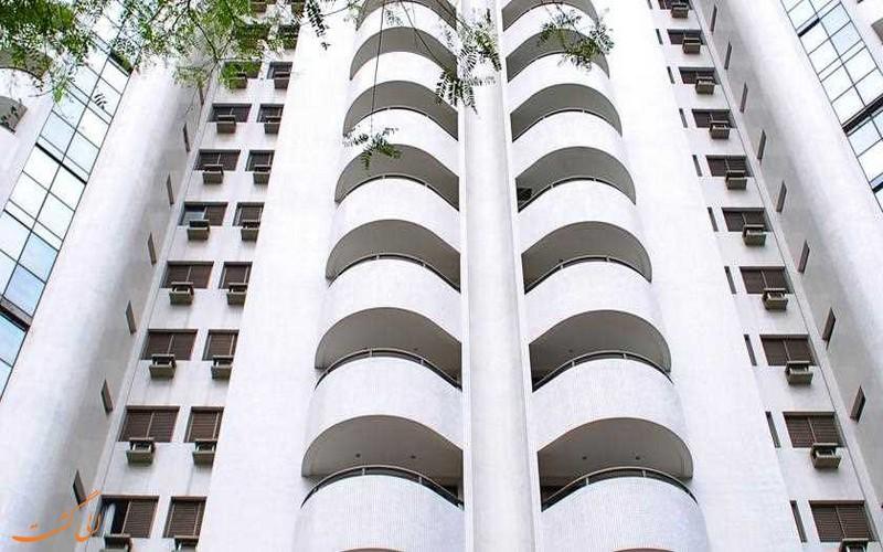 هتل پائولیستا وال استریت سائوپائولو