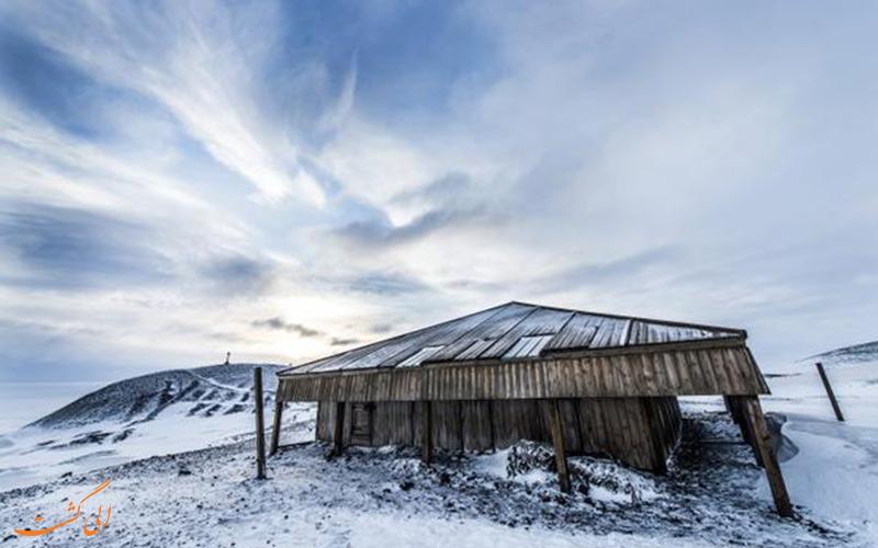 کلبه های قطب