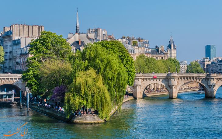 ایل دو لا سیته پاریس