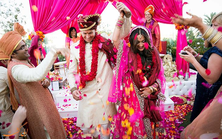 عروسی هندی