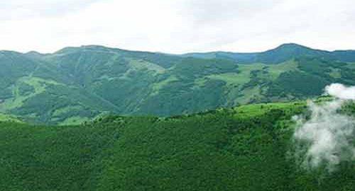 مناطق چهارگانه محیط زیست ایران