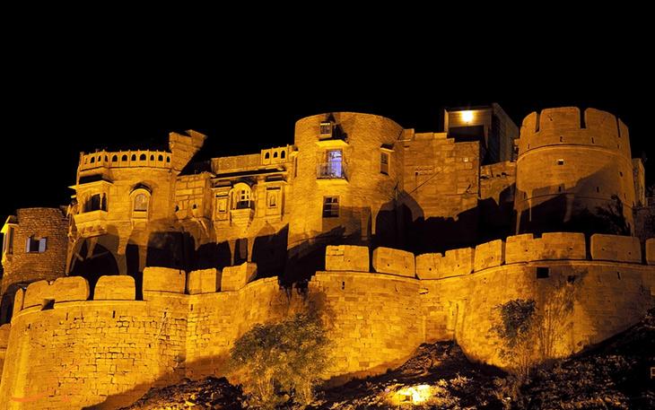 قلعه جیسالمر هند