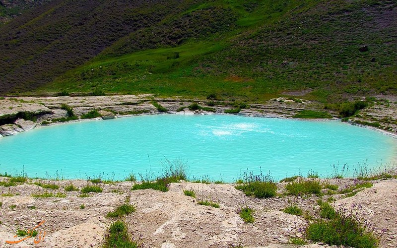 چشمه دیو آسیاب دشت لار
