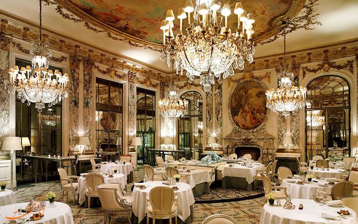 رستوران لو موریس پاریس