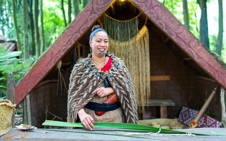 فرهنگ مائوری
