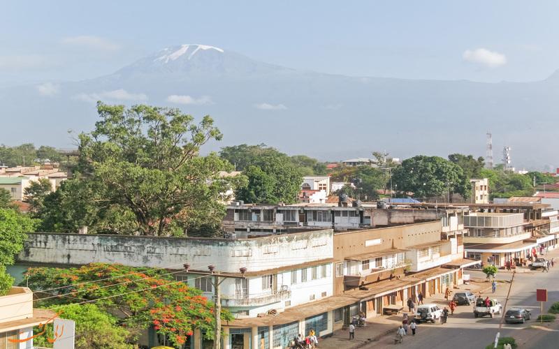 شهر موشی تانزانیا