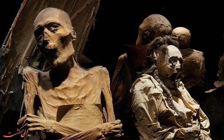 مومیایی های گوانخواتو