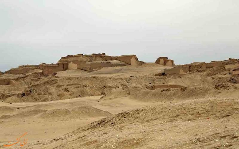 کشف گورستانهایی از عصر آهن