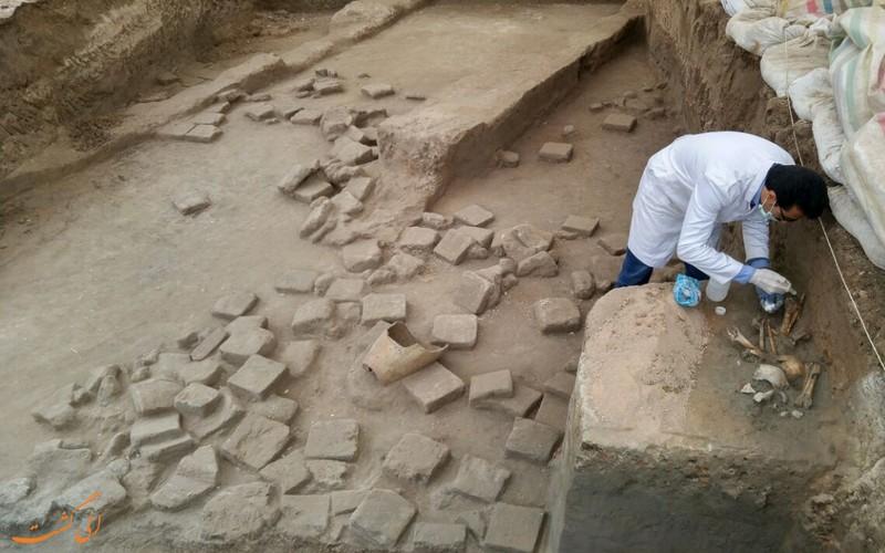 پژوهش های باستان شناسان