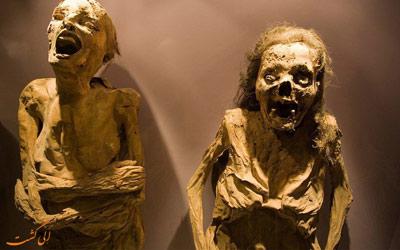موزه مومیایی های گوانخواتو