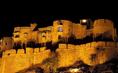 قلعه جیسالمر