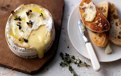تاریخچه پنیر کممبر