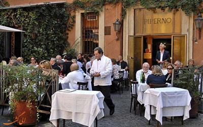 قدیمی ترین رستوران های رم