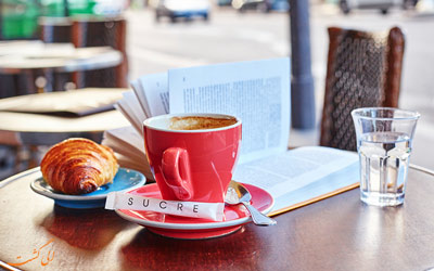 کافه های پاریس