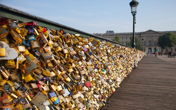پل هنر پاریس