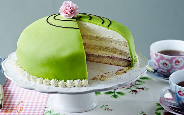 کیک پرنسس