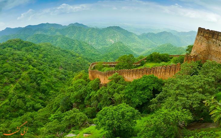 قلعه کومبالگار راجستان