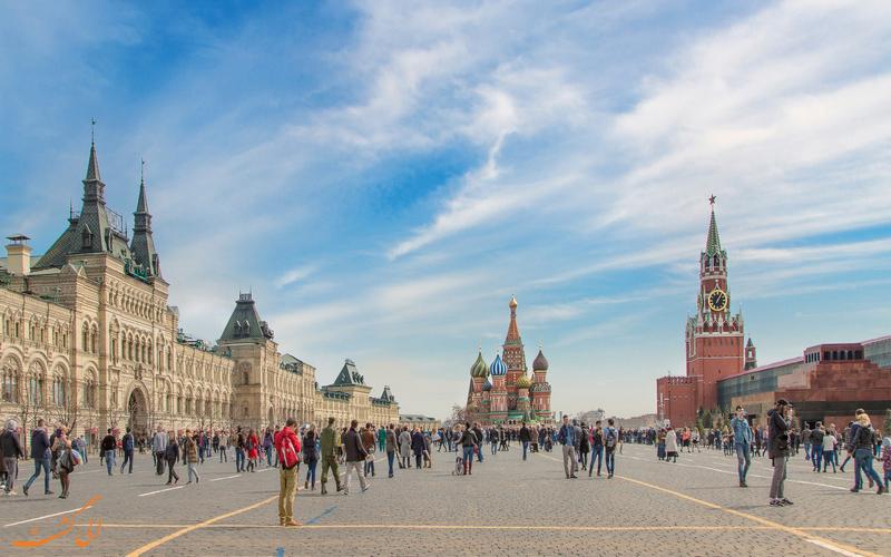 آسیا و اروپا روسیه