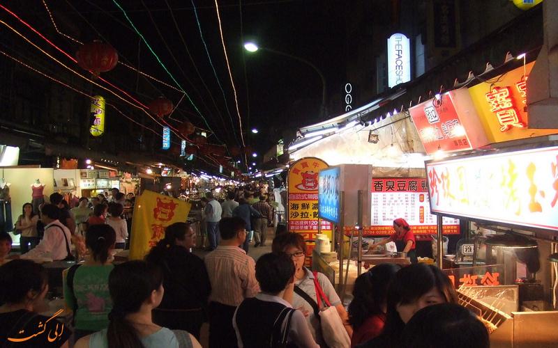 بازار شبانه تونگوا