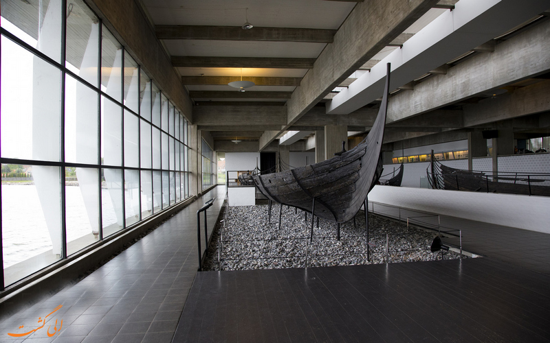 موزه کشتی وایکینگ ها