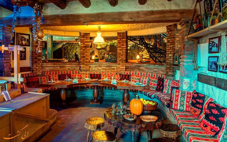 رستوران سیسکویلی