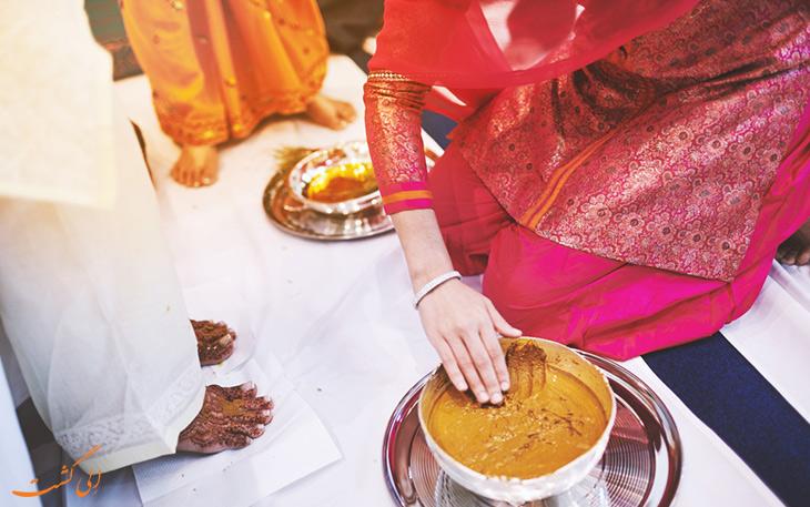 رسم و رسوم ازدواج در هند