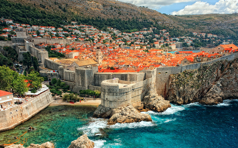 King's Landing در کرواسی