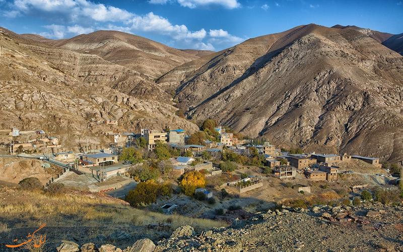 روستای ارواح سنگی وردیج