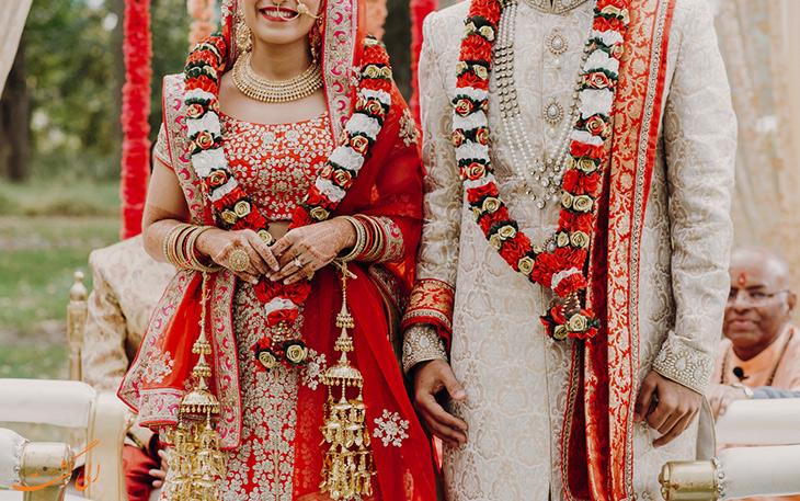 لباس عروس در هند