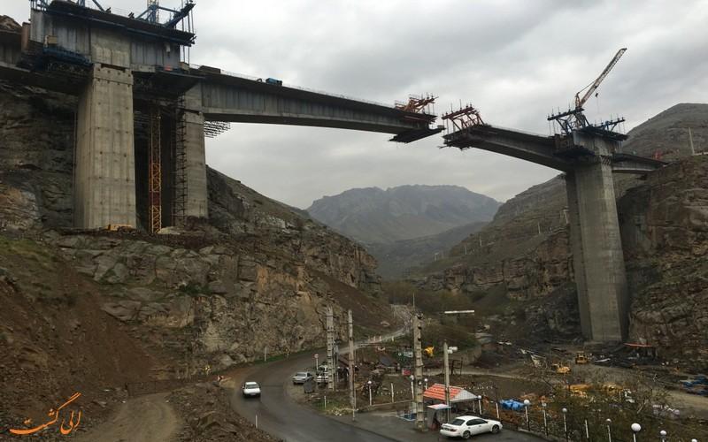 آزادراه تهران به شمال