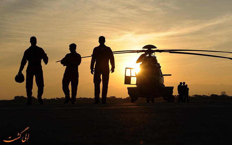 آموزش خلبانی در ایران