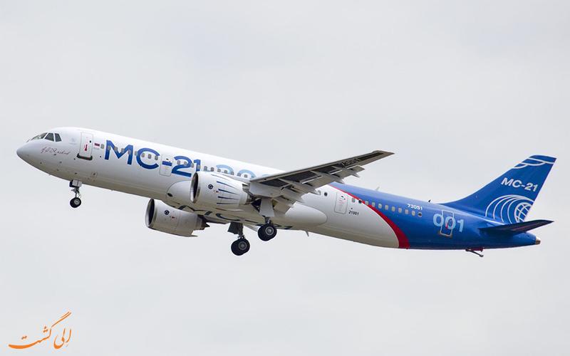 هواپیمای ام سی روسیه
