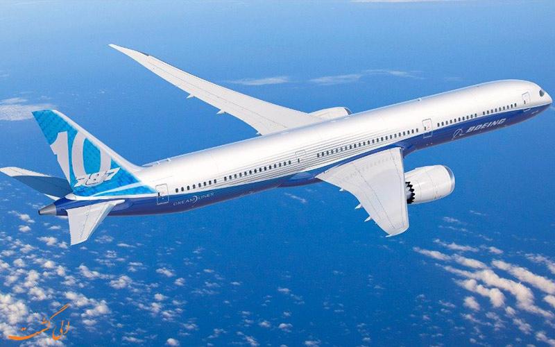 بوئینگ 737 10