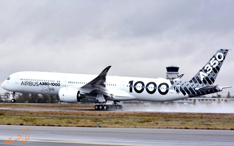 جدیدترین هواپیماها- ایرباس