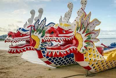 جشنواره قایقرانی اژدها-الی گشت