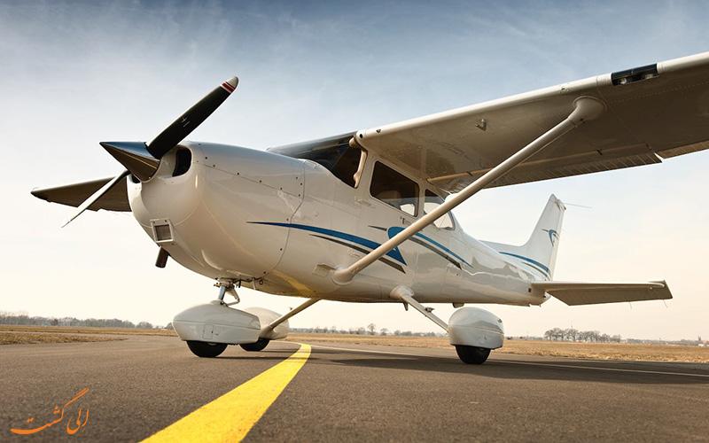 مراکز آموزش خلبانی در ایران