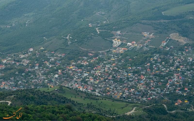 روستای فیلبند بابل