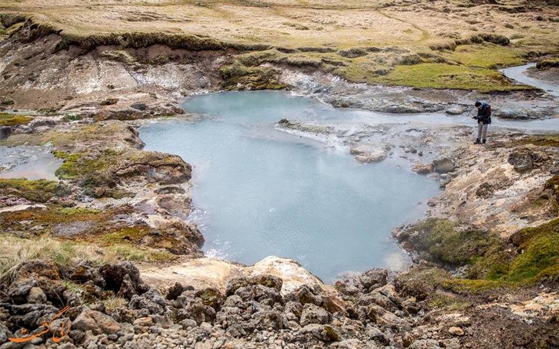 سفرنامه ایسلند