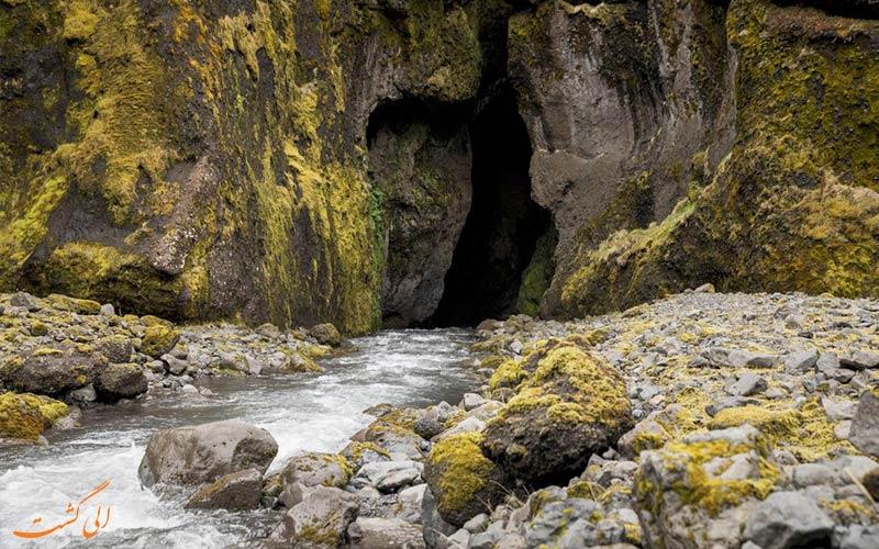 دره های ایسلند