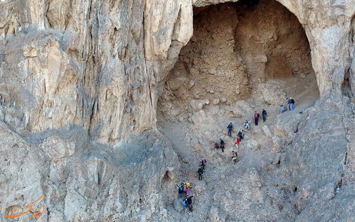 غار اشکفت یزدان