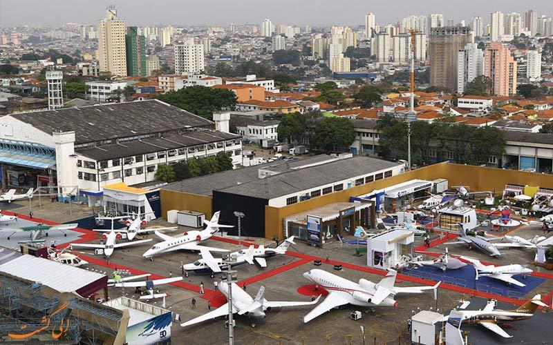 فرودگاه برزیل