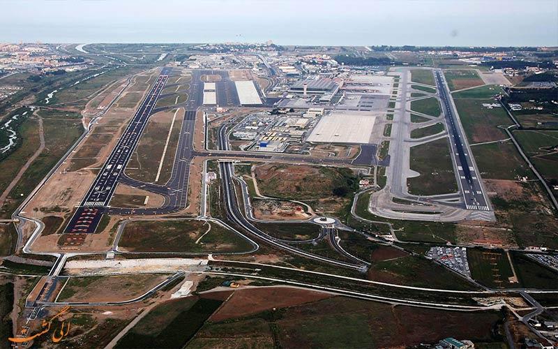 فرودگاه مالاگا